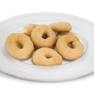 Biscotti ciambelle caserecce