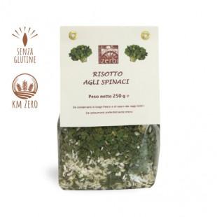 Risotto agli spinaci 250g