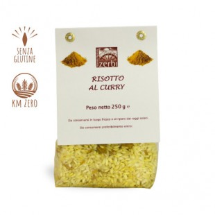 Risotto al curry 250g