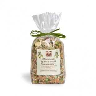 Minestra legumi e cereali 500g